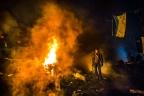 Deadly clashes kill 22 in Ukraine