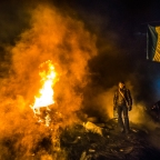 Deadly clashes kill 22 in Ukraine
