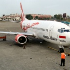 AirAsia jetliner with 162 people disappears