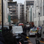 Gunmen kill 12 in Paris