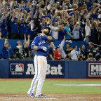 Bat Flip sends Toronto to ALCS