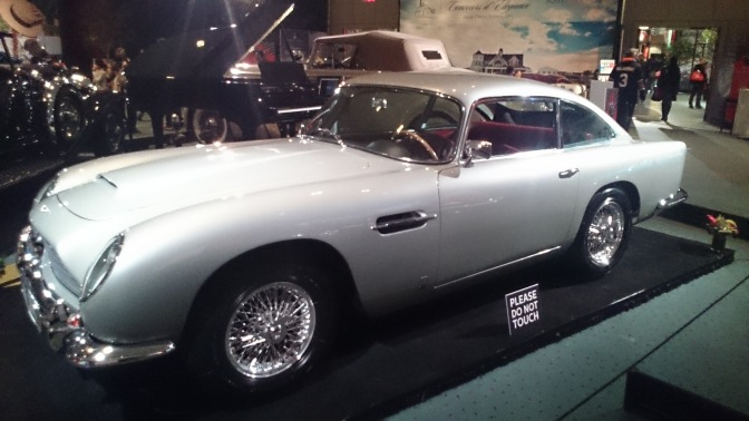 1965 Aston Martin DB5 Superleggera