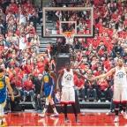 Warriors avoid elimination
